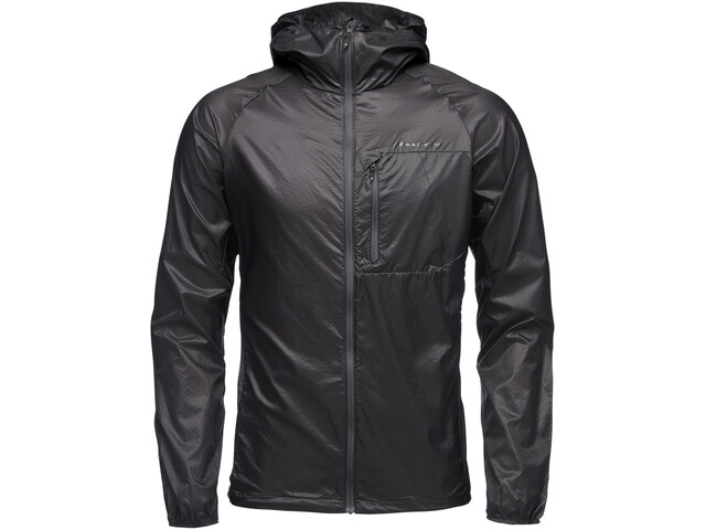 Black Diamond Distance Wind Shell Jacket Men black
